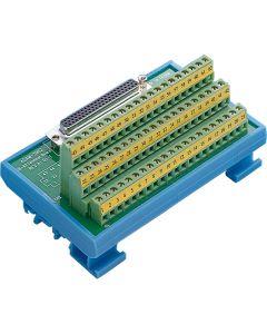ADAM-3962-AE DB62-DIN-Schienen-Leiterplatte