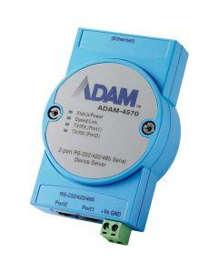ADAM-457x-Serie: RS-232/422/485 Serielle Device-Server