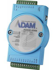 ADAM-6000-Serie: I/O-Module mit 6-18 Kanälen 1