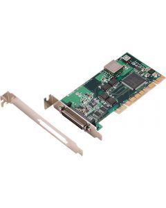 ADI16-16(LPCI)L Isolierte 16 Bit Analogeingangskarte für Low Profile PCI Front 1