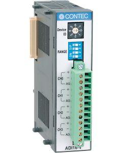 ADI16-4(FIT)GY Ethernet Messmodul