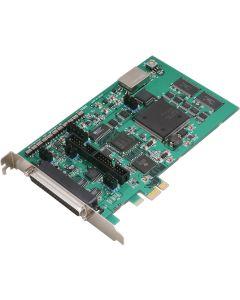 AIO-121601E3-PE 12 Bit Multi-I/O-Karte für PCI Express Front 1