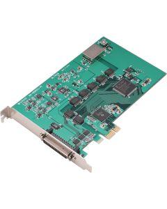 AIO-160802LI-PE Isolierte 12 Bit Multi-I/O-Karte für PCI Express Front 1