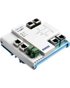 AMAX-4870: EtherCAT-Anschlussmodul mit 6 Anschlüssen