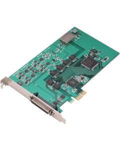 AO-1604LI-PE Isolierte 16 Bit Analogausgangskarte für PCI Express Front 1