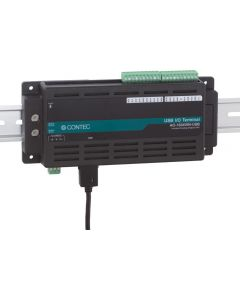 AO-1604-USB-Serie: USB 2.0-kompatible, bus-isolierte analoge Ausgangs-Module