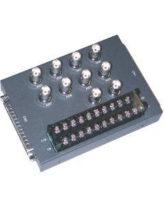 ATP-8 BNC Anschlussbox für analoge I/O-Module