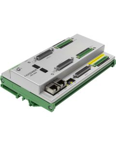AXE-5904: EtherCAT Impulsausgangsmodul mit 4-Achs-Steuerung