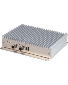 BX-R100: EN50155-konformer, lüfterloser Box-PC