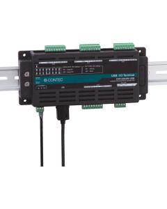 CNT-3204IN-USB: USB-I/O-Zählereinheit mit 4 Kanälen