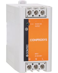 CPS-PWD-90AW24-01 AC-zu-DC Konverter Front 1