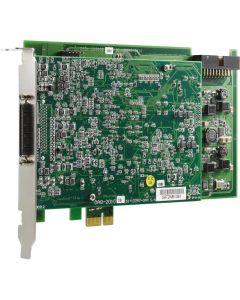 DAQe-2005 4-Kanal 16bit Multi-I/O-Karte, Front 2