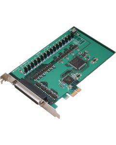 DIO-1616RY-PE Optisch Isoliertes Relaismodul für PCI Express 1