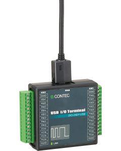 DIO-24DY-USB Digitales I/O-Modul für USB 1