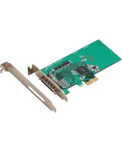 EAD-BE-LPE PCI Bus-Erweiterungsadapter für Low Profile PCI Express 1