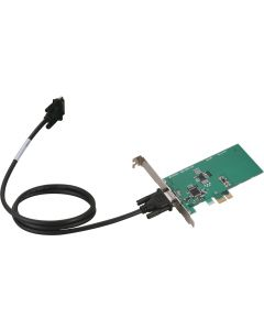 EAD-CE-LPE Bus-Erweiterunsadapter für Low Profile PCI Express
