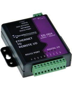 ED-004 Ethernet-I/O-Modul