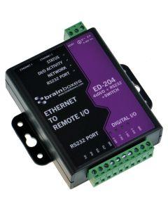 ED-204 Ethernet-I/O-Modul