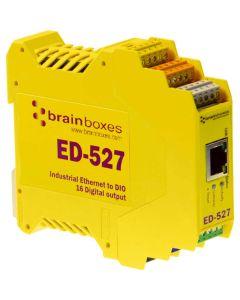 ED-527 Ethernet-I/O-Modul