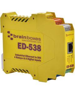 ED-538 Ethernet-I/O-Modul