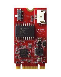 EGPC-B1S1 Schnittstellenkarte M.2 2242 auf 1x isoliertes CAN bus 2.0 Modul
