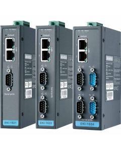 EKI-1521-Serie: RS-232/422/485 Serielle Device-Server mit einem Port