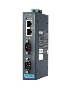 EKI-1522-Serie: RS-232/422/485 Serieller Device-Server