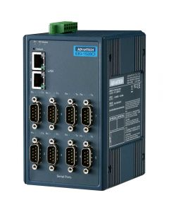 EKI-1528x-DR-Serie: RS-232/422/485 Serielle Device-Server mit 8 Ports