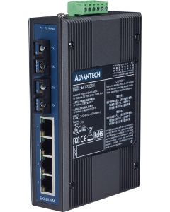 EKI-2525M/2526M/S-Serie: Unmanaged-Ethernet-Switch