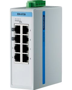 EKI-5000-Serie: Gigabit Ethernet-ProView-Switche 1