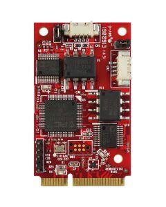 EMUC-B202 Serie Schnittstellenkarte USB2.0 auf 2x isolierte CANbus 2.0B/J1939/CANopen
