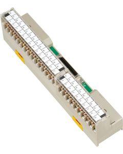 EPD-50A 50-Pin Flachband zu Schraubklemm Adapter