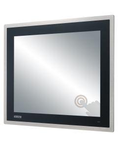 FPM-800S-Serie: robuste Industriemonitore mit resistiver Touch-Bedienung