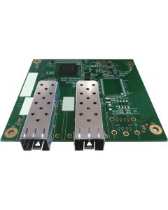 FSM-200: SUMIT Erweiterungskarte mit 1000BASE SFP Fiber LAN