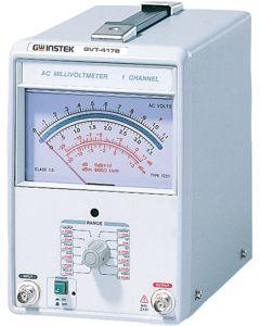 GVT-417B Kompaktes AC Millivolt Analogmessgerät