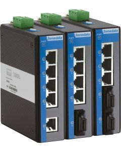IES215-Serie: industrielle Ethernet-Switche