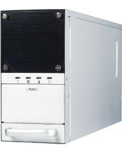 IPC-6025: 5-Slot-Desktop/Wallmount-Chassis