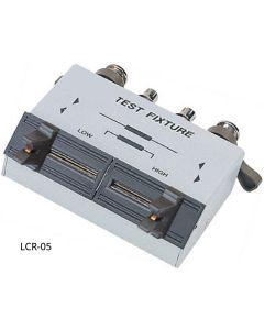 LCR-Serie an Prüfadaptern