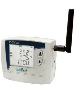 LogBox Connect 3G-Serie: 3G-/2G-Multi-Kanal-Datenlogger zur Fernmessung und mobilen Überwachung