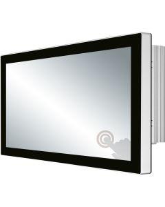 """LPC-P173W-2VE-Serie: lüfterlose Panel-PCs mit 17,3"""" PCAP und Widescreen"""