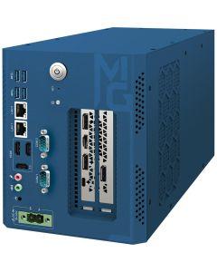 MIG-2000: kompakter PC mit leistungsstarken Grafik- und Rechenprozessfunktionen