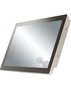 MTC-2021 21.5 Zoll Lüfterloser Multi-Touch Panel-PC Front