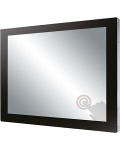"MTC-4015 Lüfterlose 15"" Multi-Touch Panel PCs Front 1"