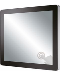"MTC-6017-Serie: Lüfterlose Multi-Touch-Panels mit 17"" TFT-LCD-Display"