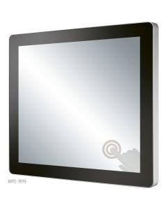 MTC-7000 Serie – lüfterloser Multi-Touch Panel PC mit Intel Prozessor der 8. Generation