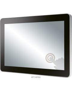 MTC-8000 Serie – lüfterloser Multi-Touch Panel PC mit Intel Atom X7-E3950 Prozessor
