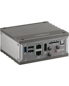 MXE-201 Lüfterloser Embedded Box-PC Front