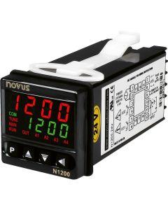 N1200-Serie: Prozessregler bietet Vielseitigkeit und extrem hohe Genauigkeit