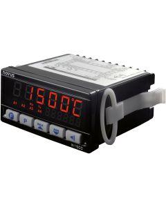 N1500-Serie: Universalindikator mit bis zu 4 Relais