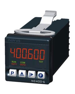NC400-6-Serie: elektronischer Counter mit 6 stelligem Display